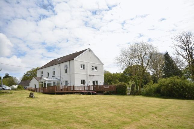 Thumbnail Detached house for sale in Faaram Court House, Blackhills Lane, Swansea