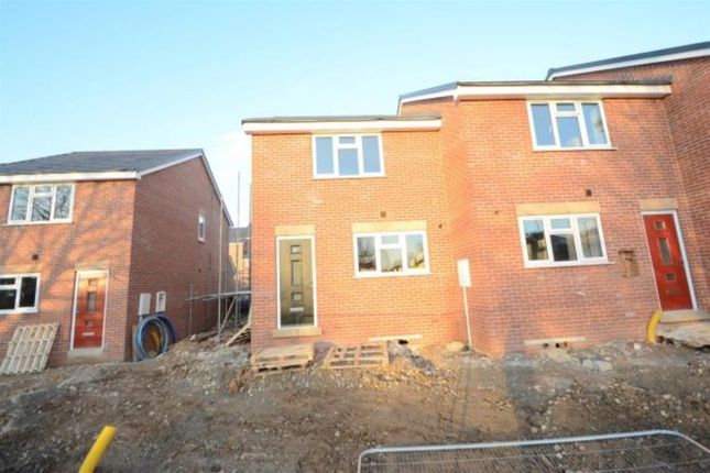 Thumbnail Terraced house for sale in Barrons Way, Borrowash, Derby