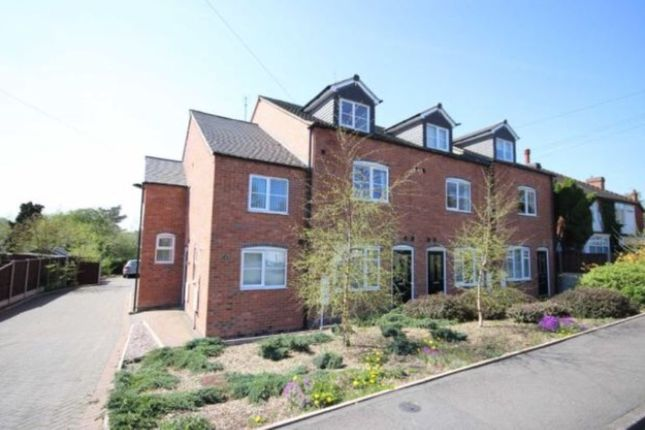 Thumbnail Flat to rent in Newhall Road, Swadlincote