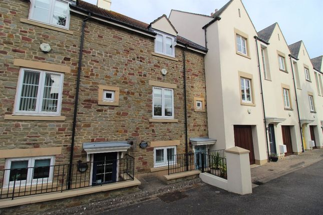 Thumbnail Terraced house to rent in Kilkenny Place, Portishead, Bristol
