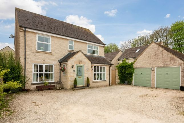 Thumbnail Detached house to rent in Brassey Close, Chipping Norton