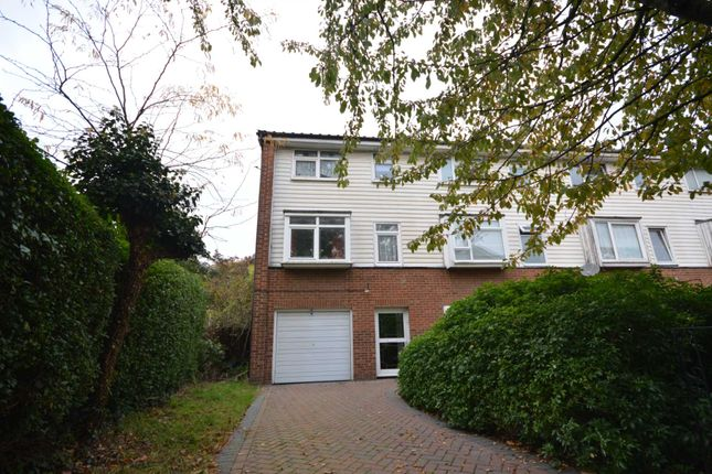Thumbnail Town house for sale in Crowden Way, London
