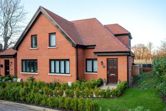 Thumbnail Semi-detached house to rent in Hampton House, Marlborough Drive, Bushey, Herts