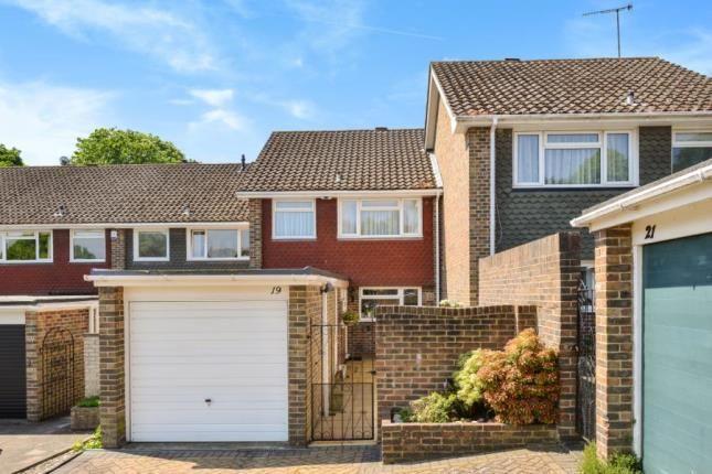 Thumbnail Terraced house for sale in Boundary Way, Croydon
