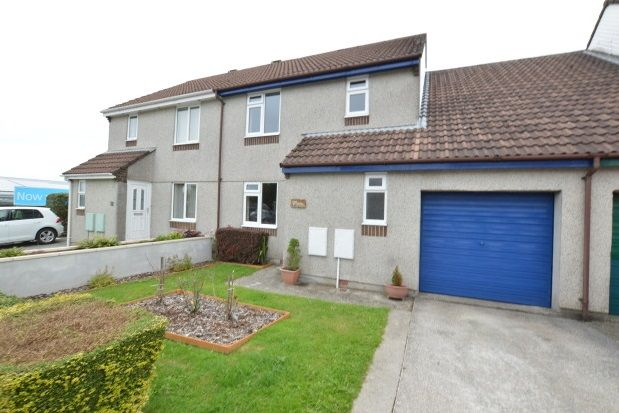 Thumbnail Terraced house to rent in Stephens Road, Liskeard