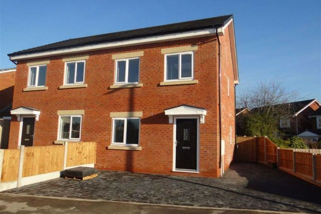 Thumbnail Semi-detached house for sale in Stour Road, Astley, Manchester