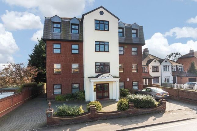 Thumbnail Flat for sale in Manor Court, Manor Road, Chigwell