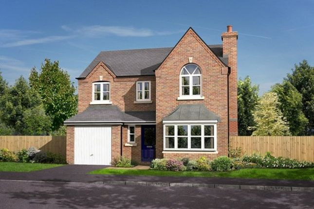 Thumbnail Detached house for sale in Liverpool Road, Upton, Chester