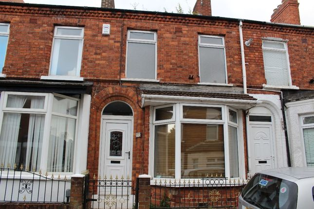 Thumbnail Terraced house to rent in Dunraven Avenue, Belfast