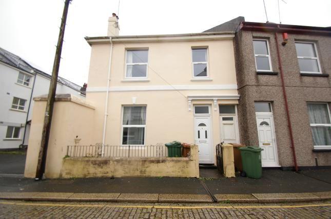 Thumbnail End terrace house for sale in Gascoyne Place, Plymouth, Devon