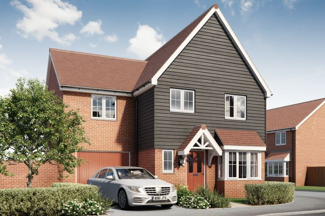 Thumbnail Semi-detached house for sale in Meadow Rise, London Road, Braintree Essex