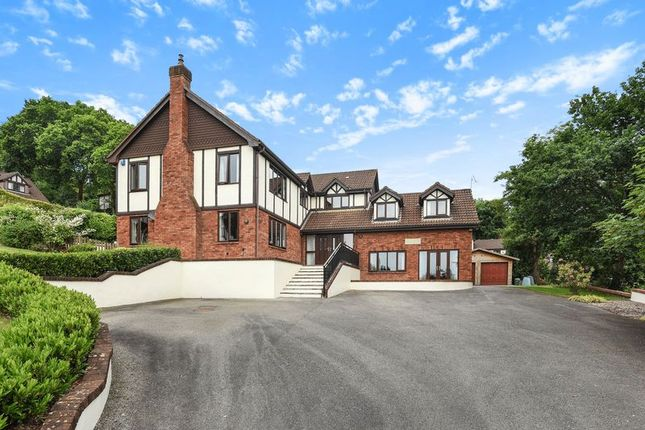 Thumbnail Detached house for sale in Beechwood Rise, Plymouth