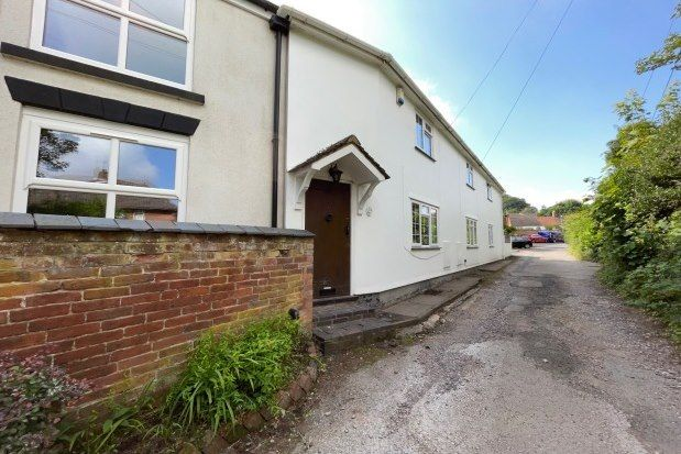 2 bed property to rent in Doctors Lane, Lichfield WS14