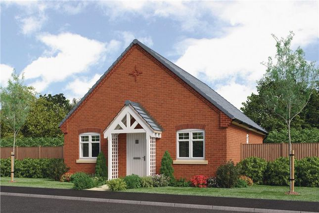 "Thumbnail Detached house for sale in ""Blyth"" at Barnards Way, Kibworth Harcourt, Leicester"