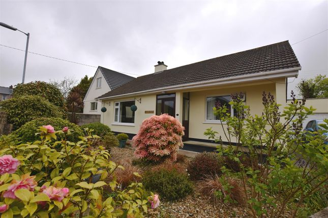 Thumbnail Detached bungalow for sale in Wheal Trefusis, South Downs, Redruth