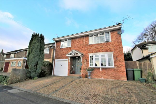 4 bed detached house for sale in Lingfield Close, Old Basing, Basingstoke