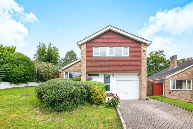 4 bed detached house for sale in Cartmel Close, Reigate