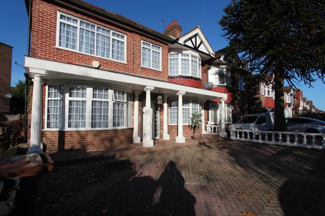 Thumbnail Semi-detached house for sale in Larkshall Road, Chingford