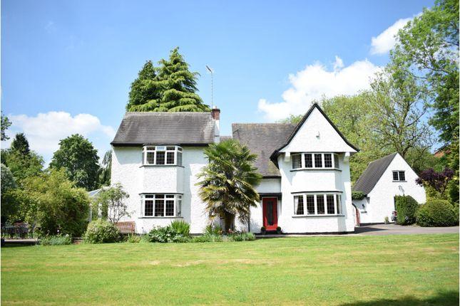 Thumbnail Detached house for sale in Bridle Road, Burton Joyce