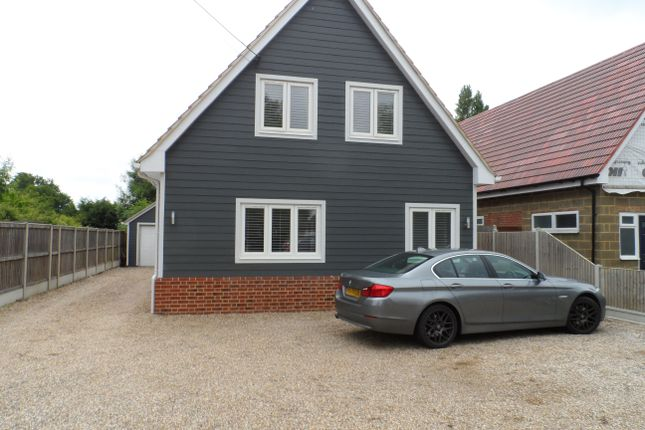Thumbnail Detached house for sale in Harwich Road, Little Clacton