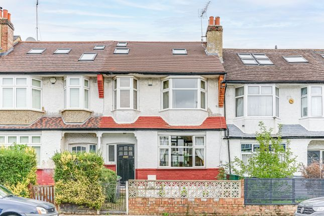 Thumbnail Terraced house for sale in Crescent Rise, Alexandra Park