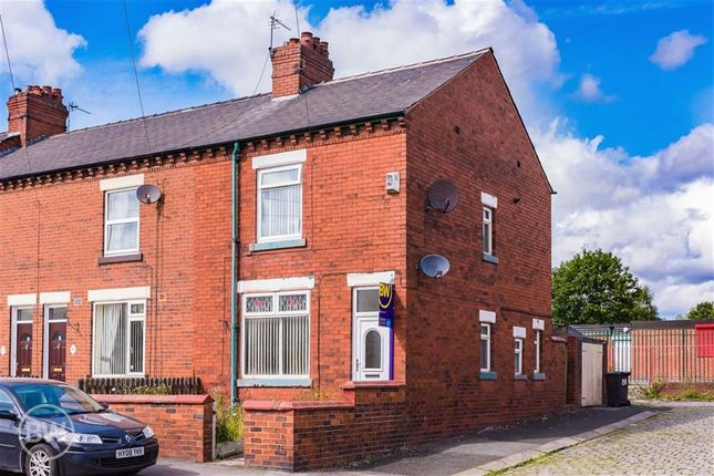 Thumbnail End terrace house to rent in Nel Pan Lane, Leigh, Lancashire
