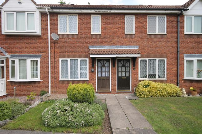 Thumbnail Terraced house to rent in Ingestre Close, Walsall