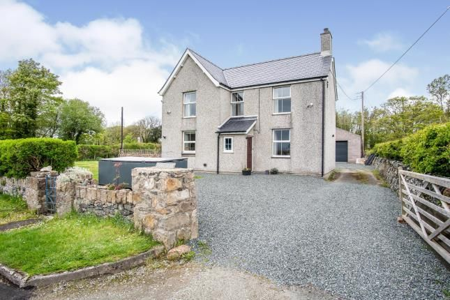3 bed detached house for sale in Dwyran, Anglesey, North Wales, United Kingdom LL61