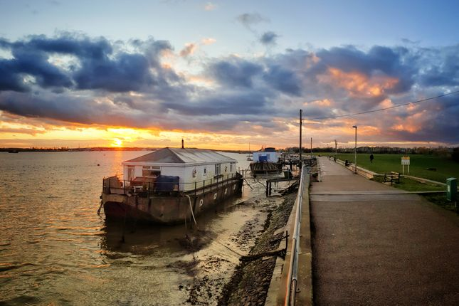 Thumbnail Houseboat for sale in The Quay, Burnham-On-Crouch