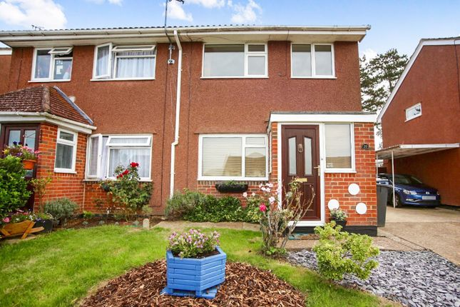 Thumbnail Semi-detached house to rent in Cherwell Close, Tonbridge