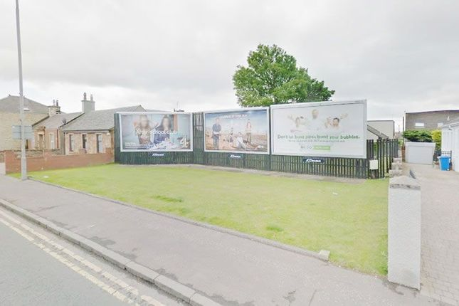 Thumbnail Land for sale in 124, Ayr Road, Prestwick, South Ayrshire KA91Tw
