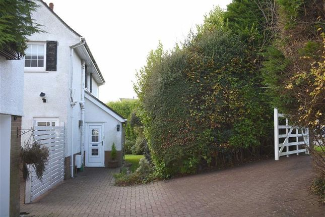 3 bed detached house for sale in Cambridge Road, Langland, Swansea
