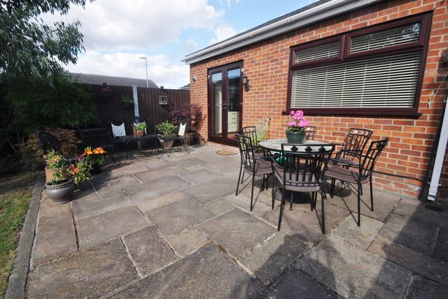 Thumbnail Semi-detached bungalow for sale in St Clements Road, Benfleet