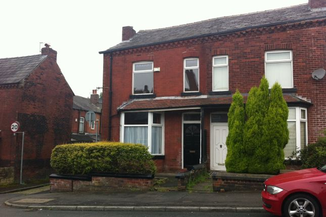 Thumbnail Terraced house to rent in Ivy Road, Heaton, Bolton