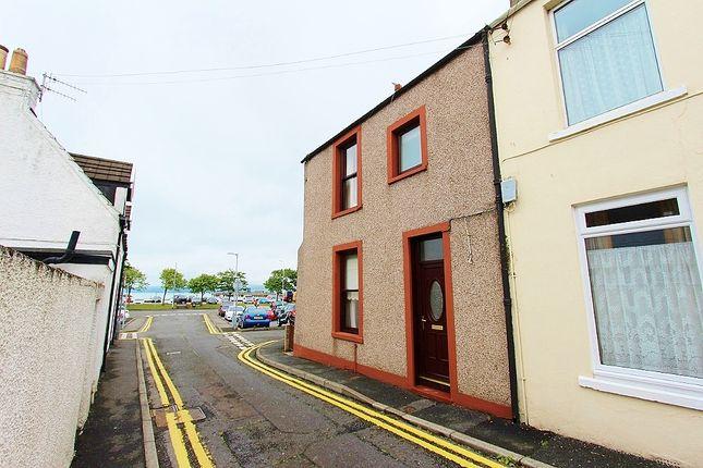 Thumbnail End terrace house for sale in 7 Princes Street, Stranraer