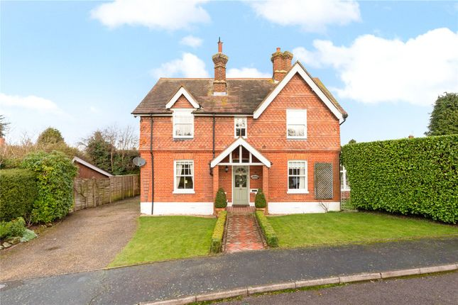 Thumbnail Detached house for sale in Swallowfield Close, Mannings Heath, Horsham, West Sussex