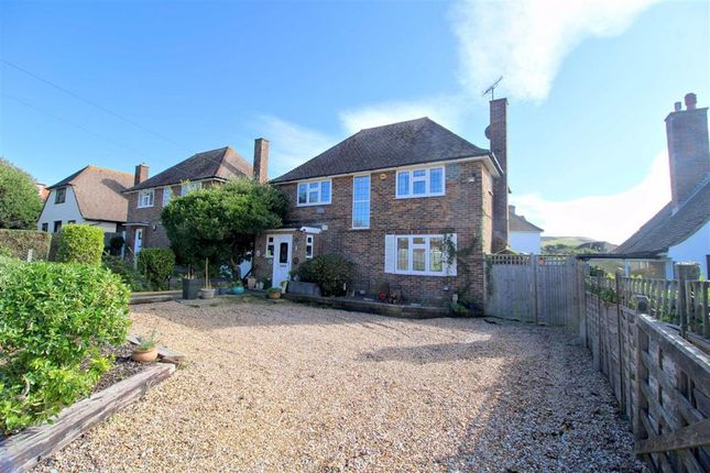 Thumbnail Detached house for sale in Sutton Avenue, Seaford, East Sussex