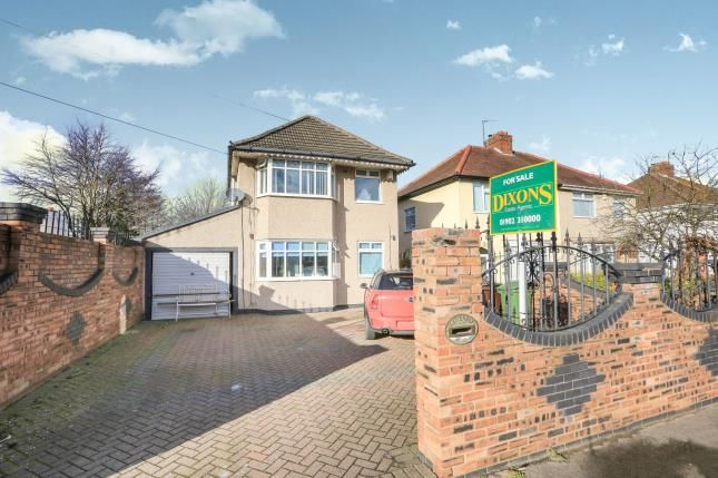 Thumbnail Detached house for sale in Green Lane, Claregate, Wolverhampton, West Midlands