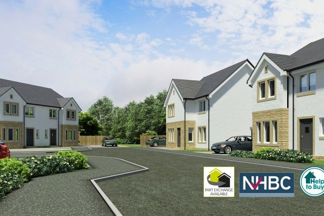 Thumbnail Property for sale in Holmhead Gardens Hospital Road, Cumnock, East Ayrshire