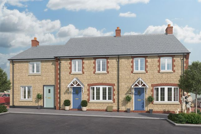 Thumbnail Terraced house for sale in Stoke Meadow, Silver Street, Calne