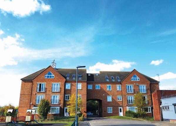 Thumbnail Block of flats for sale in Wellington Walk, Wellington Street, County Durham