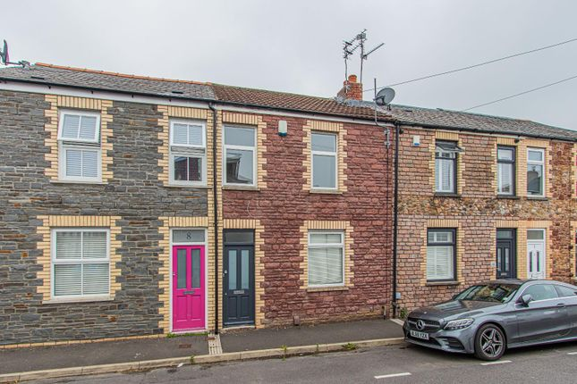 Thumbnail Terraced house to rent in William Street, Pontcanna, Cardiff