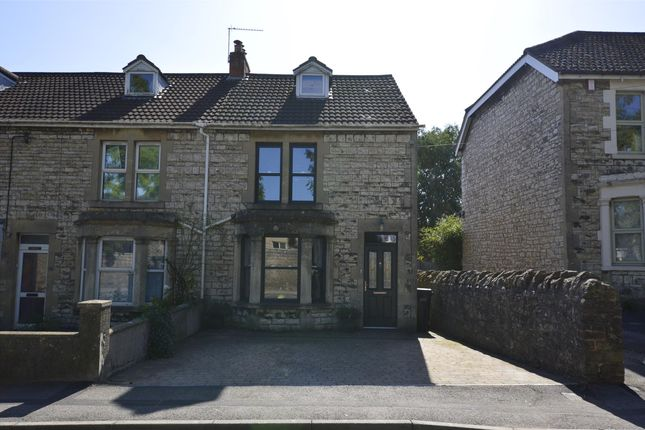 Thumbnail End terrace house to rent in North Road, Midsomer Norton, Radstock, Somerset