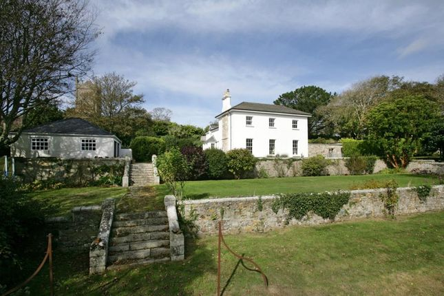 Thumbnail Detached house for sale in Lethlean Lane, Phillack, Hayle, Cornwall