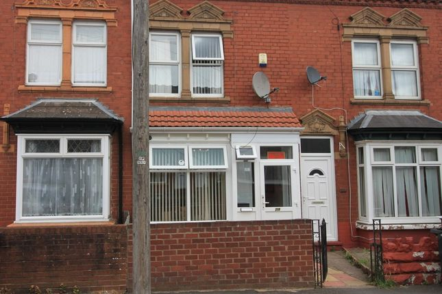 Thumbnail Terraced house for sale in Selsey Road, Birmingham, West Midlands