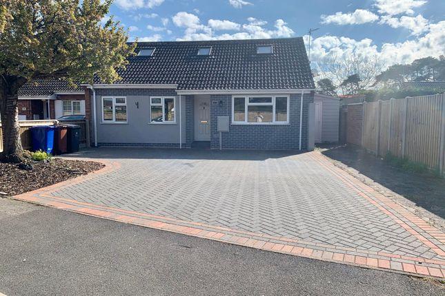 Thumbnail Property to rent in Girton Close, Mildenhall, Bury St. Edmunds