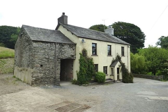 Thumbnail Detached house to rent in Arrad Foot Farm, Arrad Foot, Ulverston