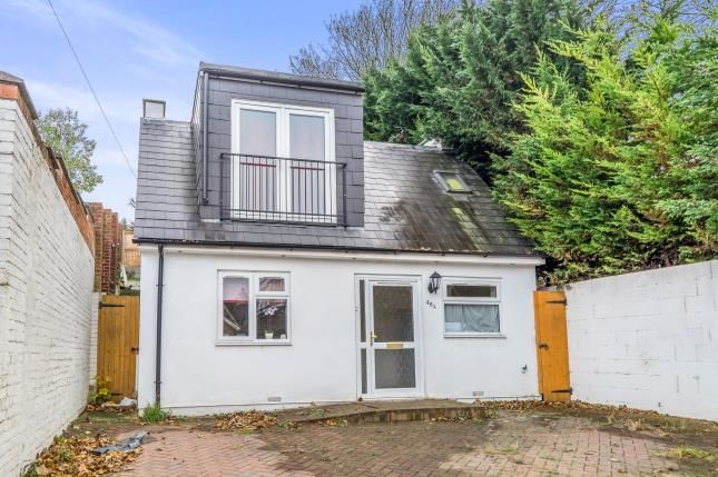 Thumbnail Bungalow for sale in Purbeck Road, Chatham, Kent