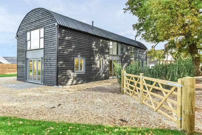 Thumbnail Detached house to rent in Northbrook Park, Farnham, Hampshire