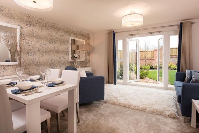 "Thumbnail Semi-detached house for sale in ""Barwick"" at Birch Road, Walkden, Manchester"